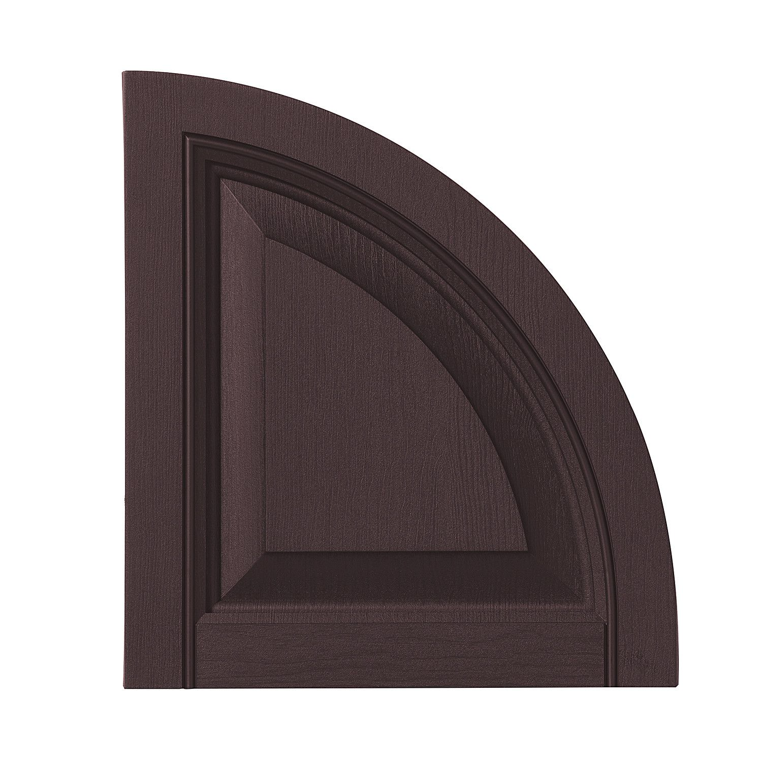 Raised panel arch top raised panel and products