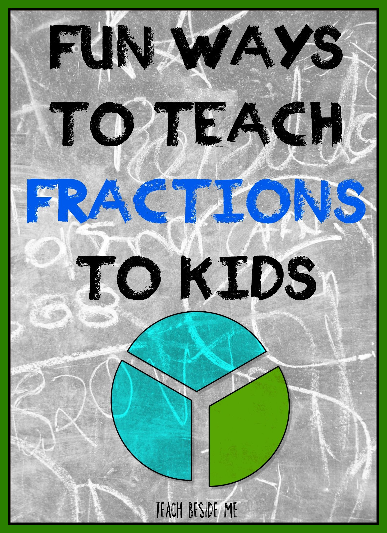 Learning Fractions With Flags | Math, Homeschool and Math activities