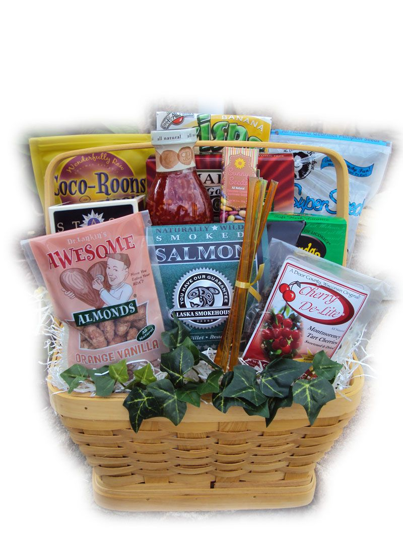 surgery recovery get well gift basket. | get well after surgery gift