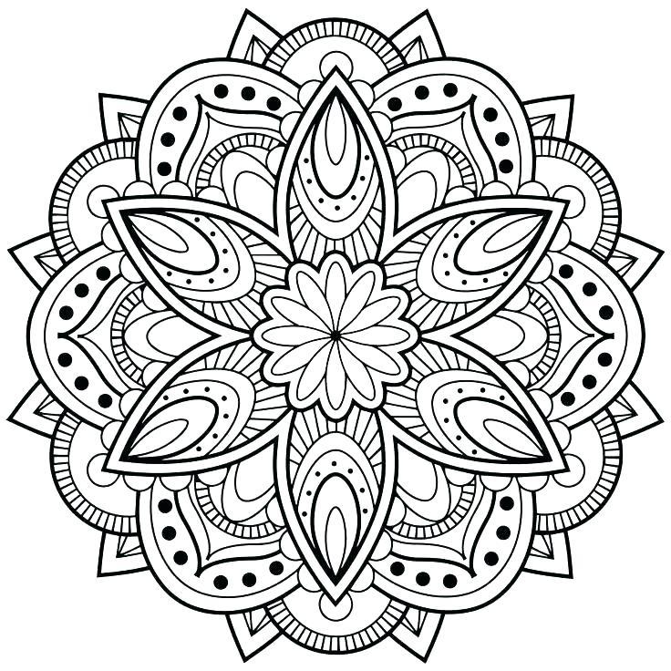 Coloring Pages Flower Coloring Pages Mandala Mandala Lotus Flower Coloring Pages Eas Mandalas Hindues Paginas Para Colorear De Flores Mandalas Para Colorear