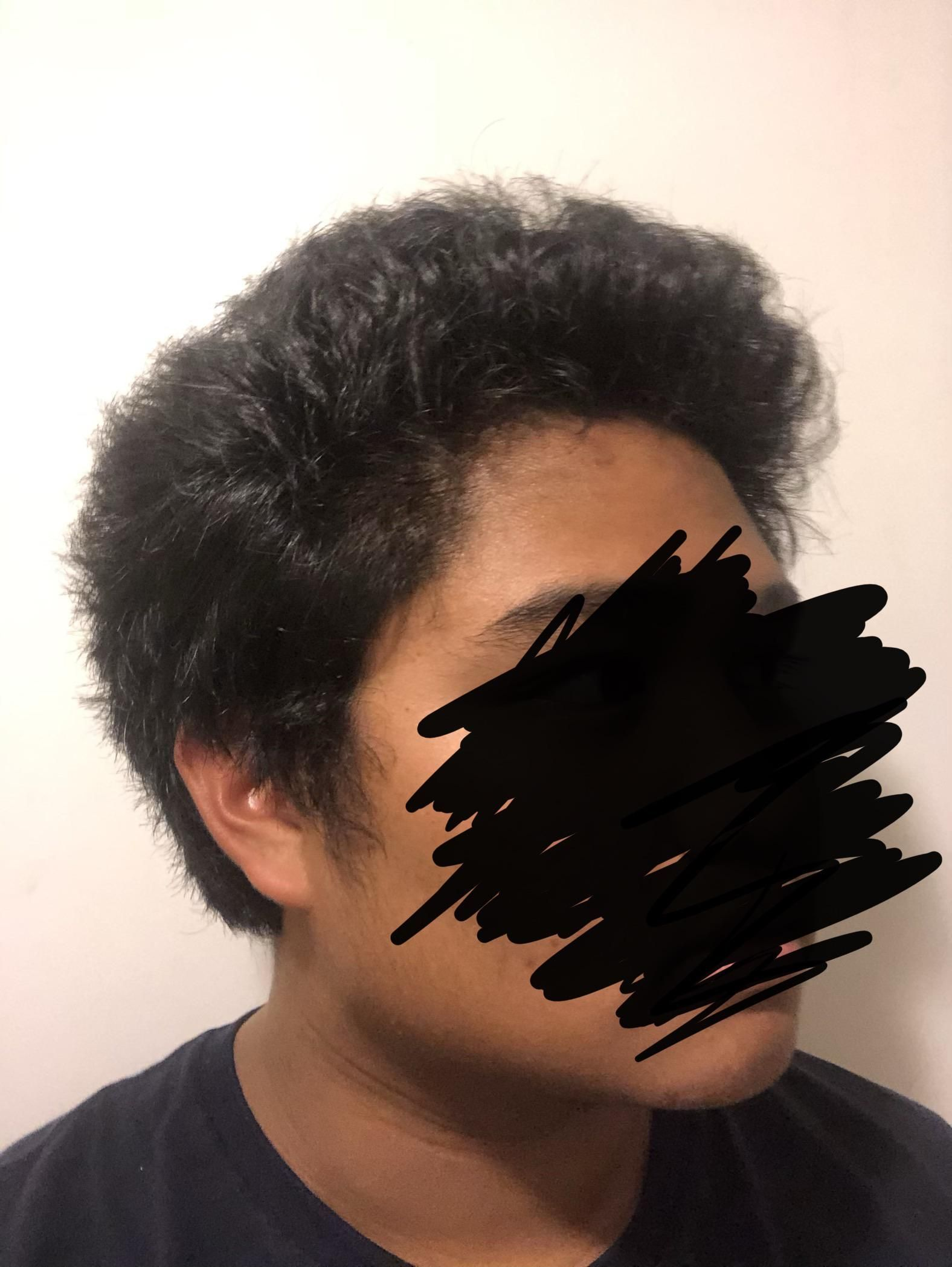 Pin on poofy hair