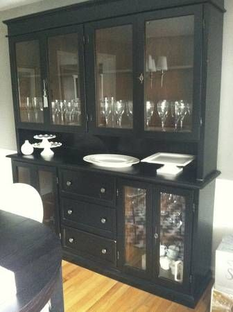 Arhaus buffet and hutch 400  Craigslist Finds in