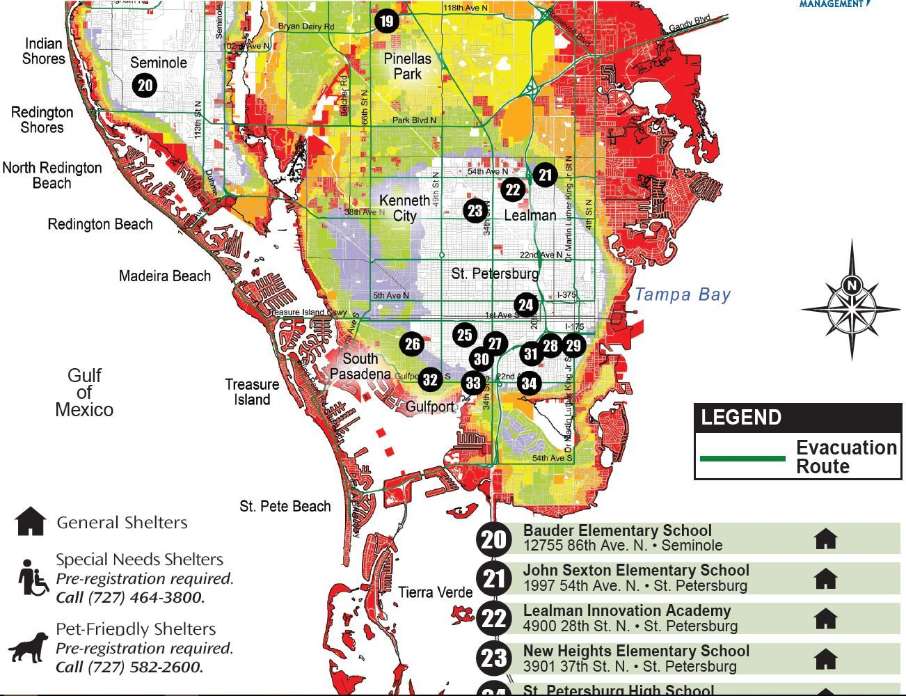 Emergency Officials In Pinellas County Have Decided To Evacuate Coastal Areas And Mobile Homes Ahead Of Hurricane Irm Indian Shores Eco House Design Evacuation