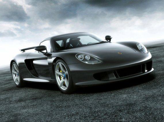 Beau Porsche Carrera GT   Top Ten Most Expensive Cars In The World