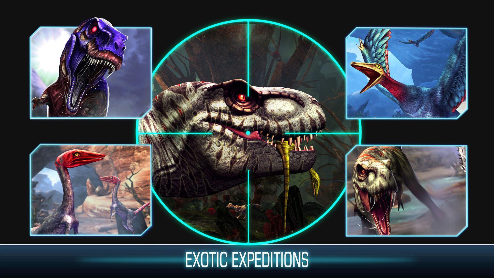 Dino Hunter Deadly Shores EntertainmentGamesActionios