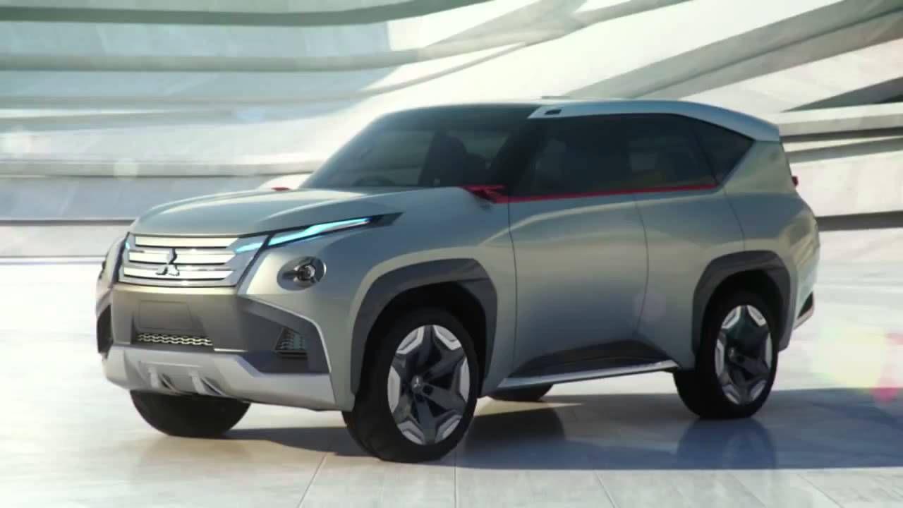 Mitsubishi Gc Phev Grand Cruiser Plug In Hybrid Electric