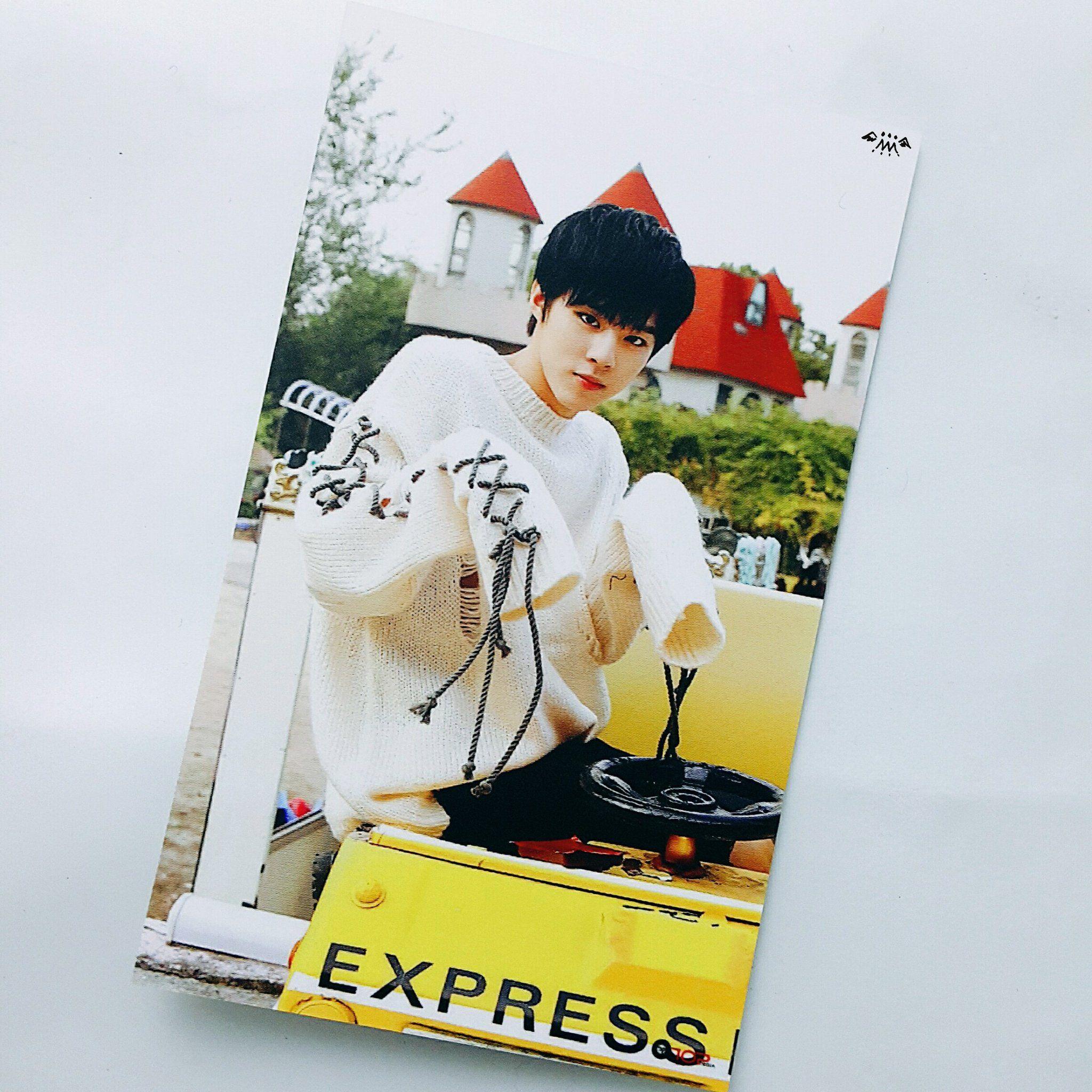 UP10TION Wooshin Photocard |  © The little prince #UP10TION #업텐션 #Wooshin #우신
