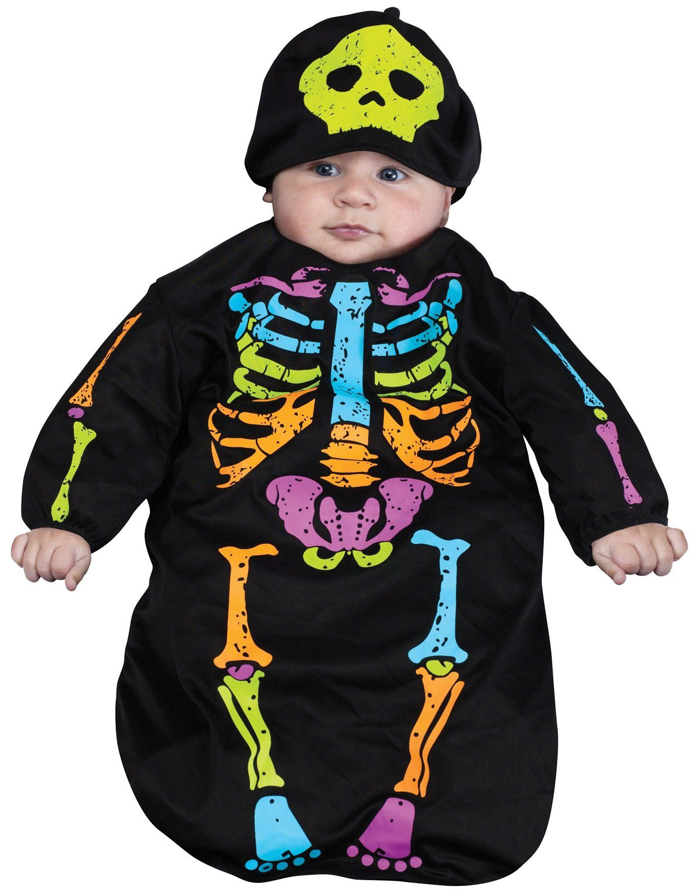 skelebaby baby bunting costume 0-9 months | products | pinterest