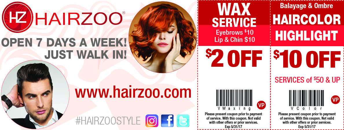Hairzoo Offers Clean Cuts Seven Days A Week In Rochester Ny