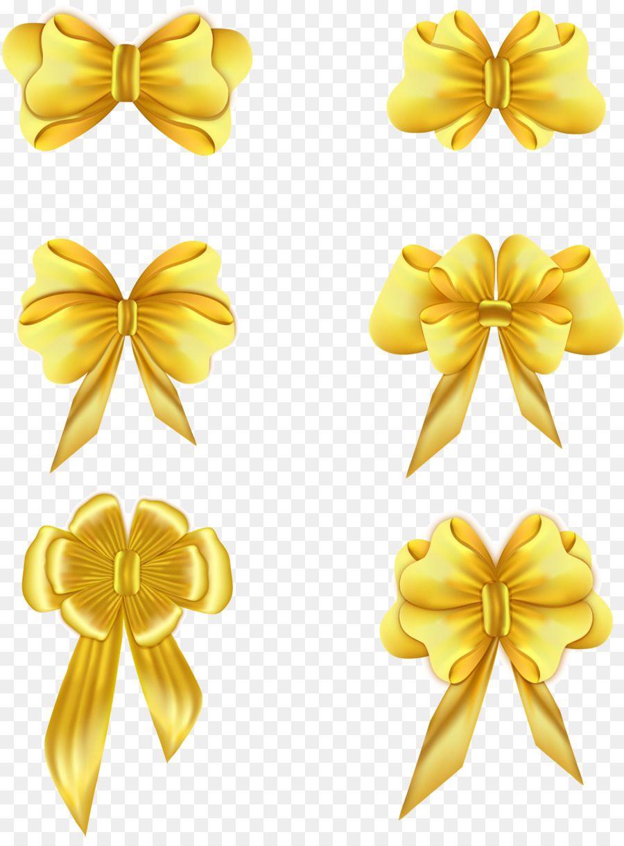 Gold Ribbon Adobe Illustrator Vector Bow Em 2020 Ideias Desenhos Fitas