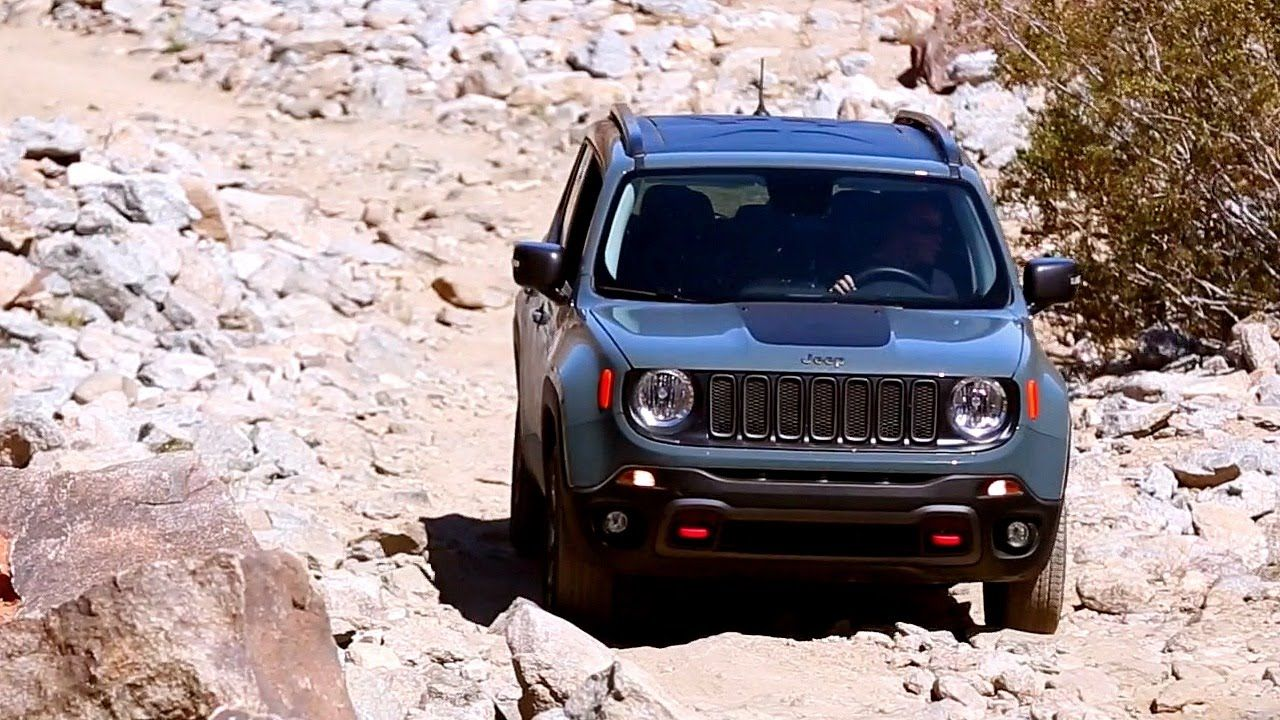 2015 Jeep Renegade Review [Kelley Blue Book] The   Jeep renegade ...
