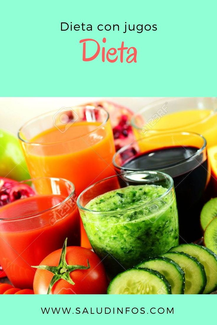 dieta liquida bajar de peso