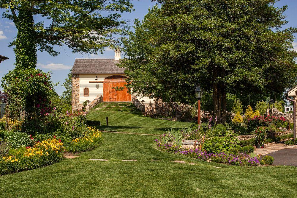 Bank Barn « Hess Landscape Architects | Architecture ...