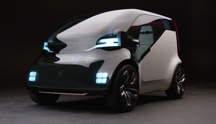 Honda-Elektroauto NeuV fährt mit emotionaler Intelligenz | Cars ...