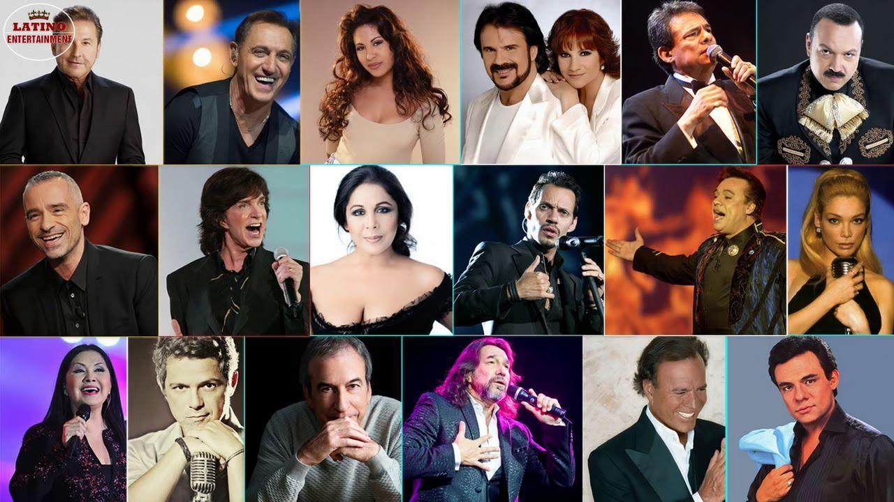 50 Baladas En Espanol Baladas Romanticas Exitos Canciones Para