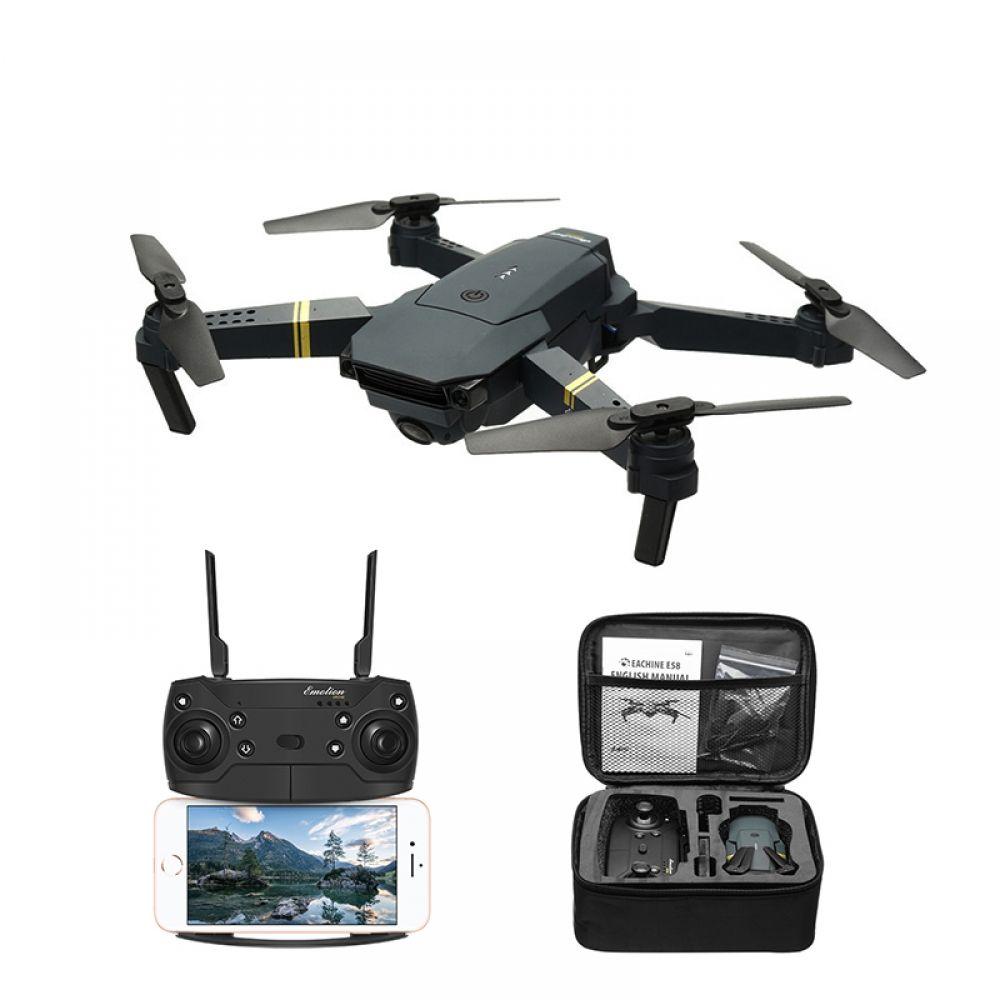 Eachine E58 Wifi Fpv With 720p 1080p Wide Angle Hd Camera Hd Camera Drone Quadcopter Quadcopter