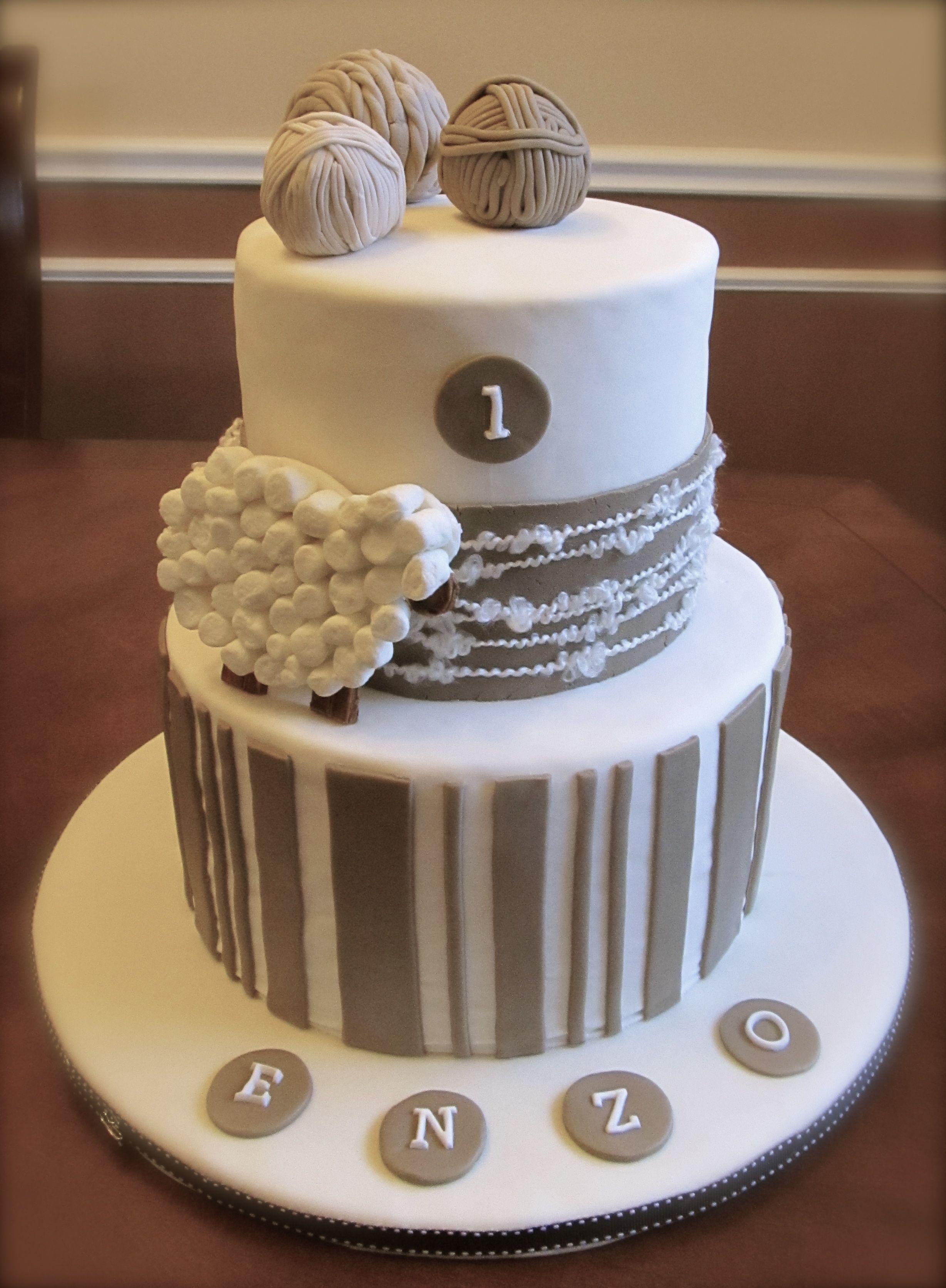 1st Baby Boy Birthday Cake Boysbirthdaycakes Boys Birthday Cakes
