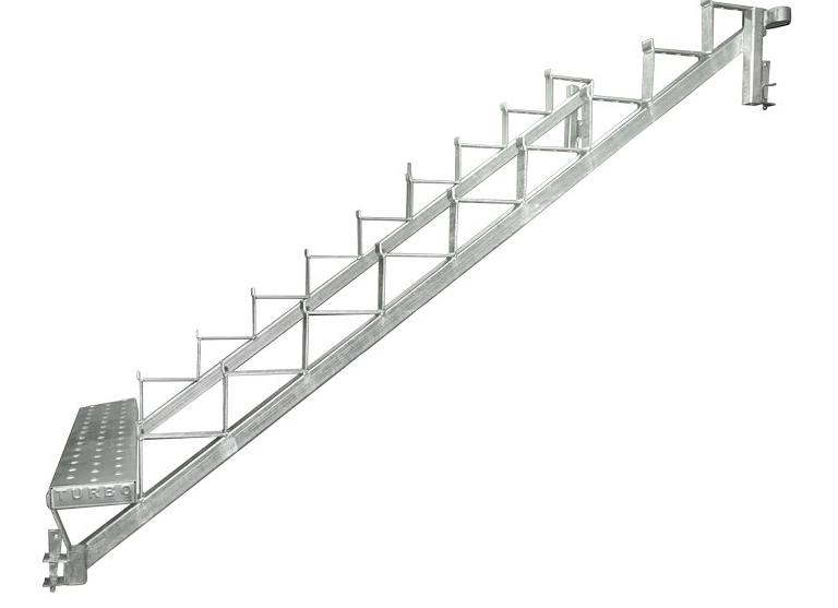 Stair Stringer enables the construction of a set of stairs within