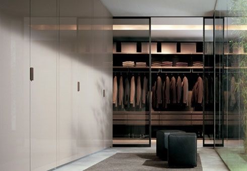 ViA   Poliform   Ubik   Walk In Closet