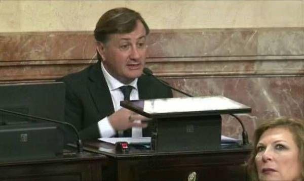 Marcos Peña brinda un nuevo informe de gestión ante la Cámara de Senadores de la Nación