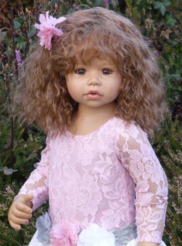 "Masterpiece Dolls * Cassi * Light Brunette 34 "" Vinyl  Doll * Monika Levenig   #Masterpiece #Doll"