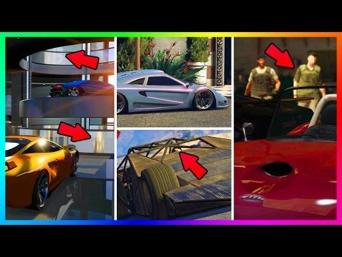 nice GTA ONLINE IMPORT/EXPORT DLC HIDDEN DETAILS, SECRET FEATURES ...