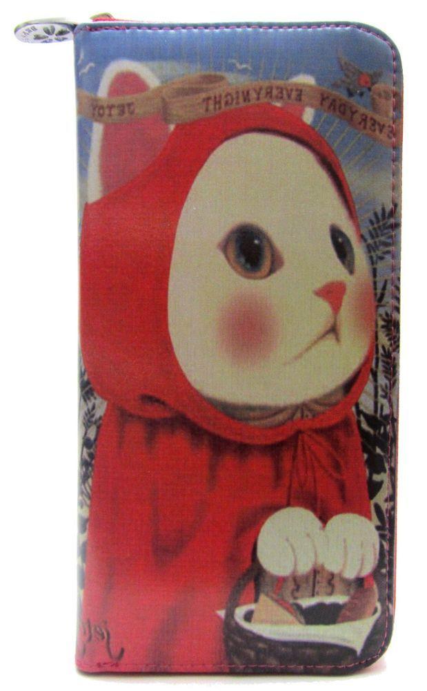 Süße Katze Kleine Geldbeutel Kreative Graffiti