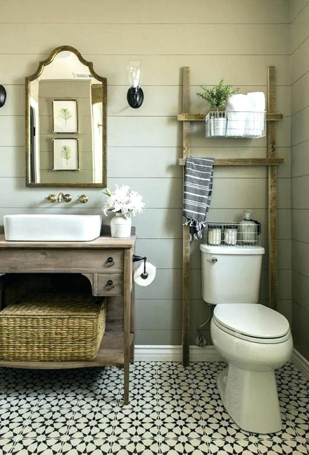 Rustic Bathroom Decor Ideas Country Bathroom Decor Ideas Small