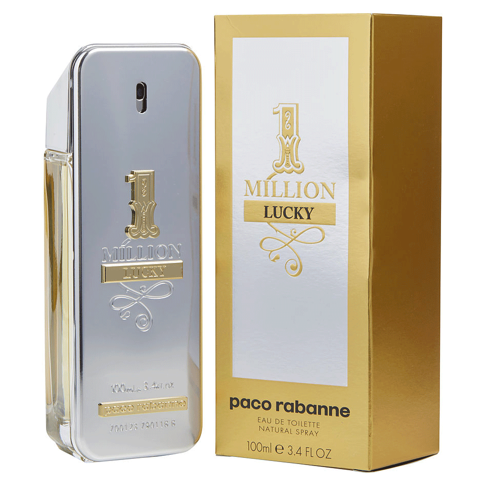 One Million Lucky Cologne By Paco Rabanne For Men In Canada Paco Rabanne Paco Lucky