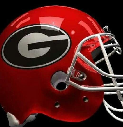 Uga Dawg4life Georgia Football Georgia Bulldogs Uga Football