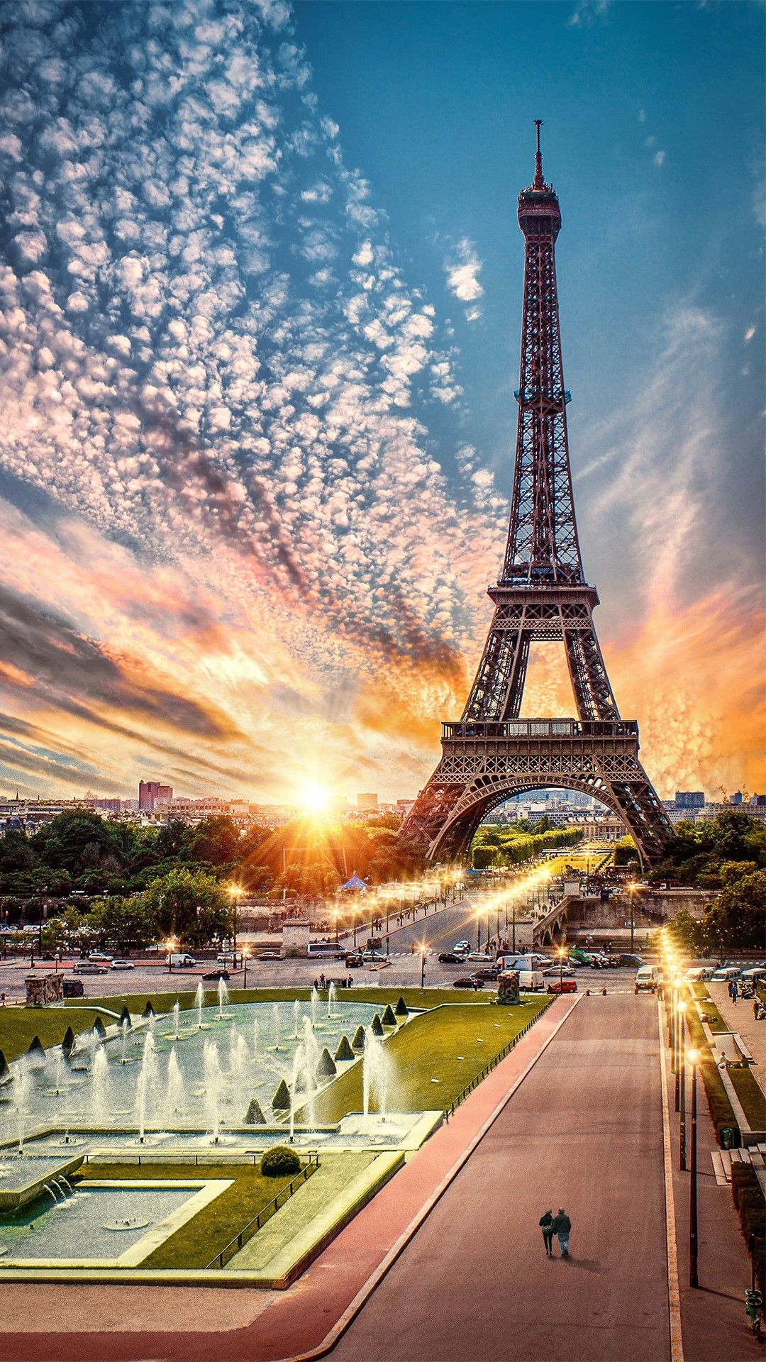 Eiffel Tower 3 Pintura De Torre Eiffel Fotografia Paisaje Urbano Fotografia Paisaje