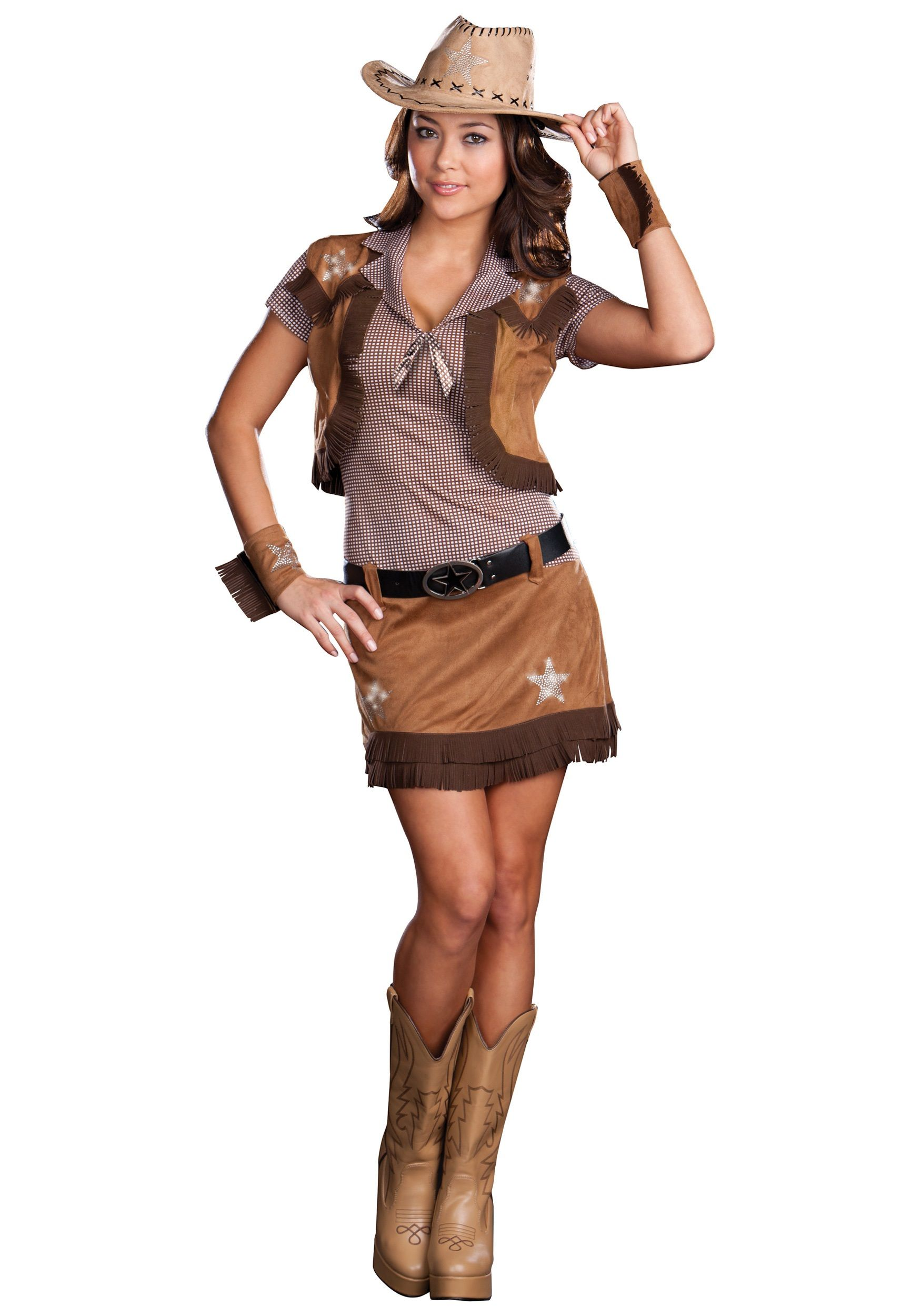 Home ladies costumes rodeo gal costume - Sexy Rodeo Cowgirl Costume Womens Cowgirl Costumes For Halloween You Are Going To Have Fun Dressed Up In This Cute Little Number