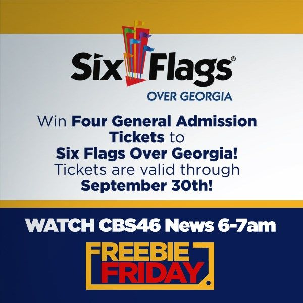Upickem Contest Page Six Flags Admission Ticket General Admission