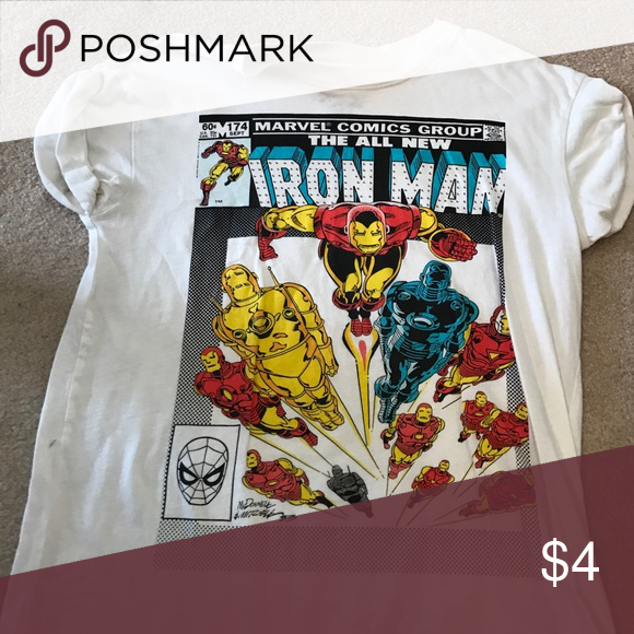 Marvel Comics T-Shirt! Super comfy graphic t-shirt! Tops Tees - Short Sleeve