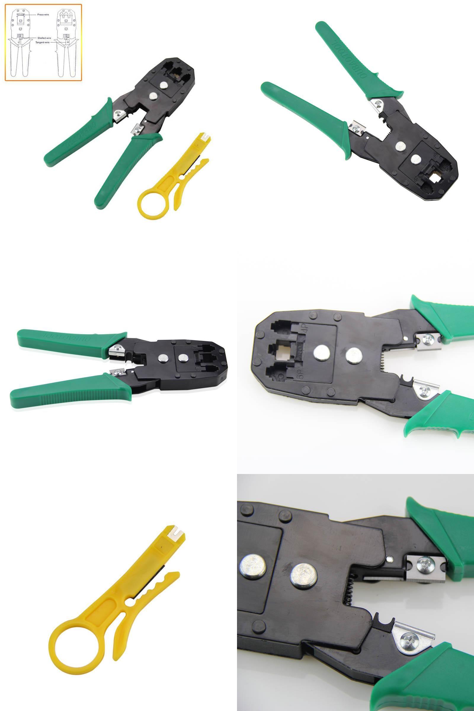 Hot Sale Network Cable RJ45 RJ11 RJ12 CAT5 Crimper Pliers Tools
