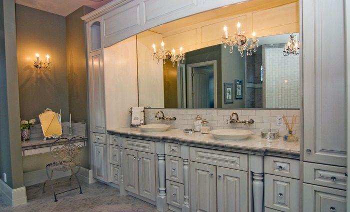 Klassieke badkamermeubels klassieke badkamer