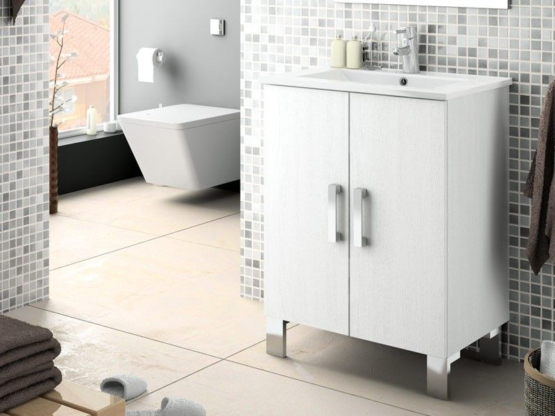Awesome White Vienna 600 Cabinet Basin Ctm New Year New Look Home Interior And Landscaping Pimpapssignezvosmurscom