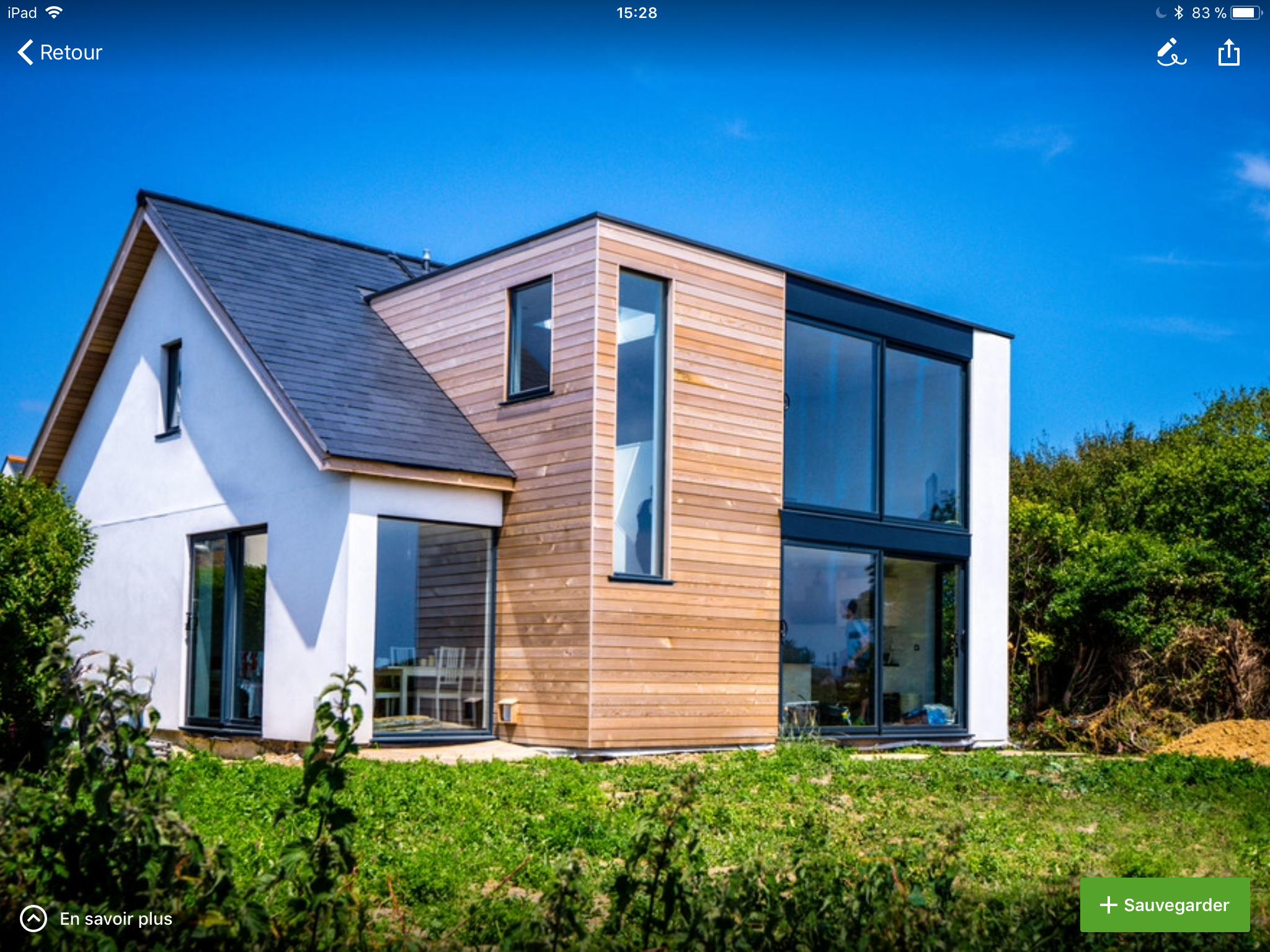 pin von hafida yak auf architecture pinterest haus architektur und haus bauen. Black Bedroom Furniture Sets. Home Design Ideas