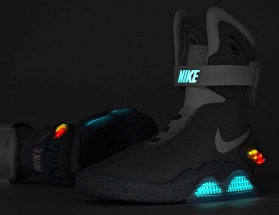 b69a43fef64e World s Most Expensive Shoes for Men  Nike Air Mag - Rich and Loaded ...
