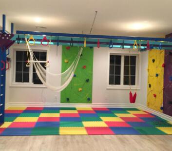 special needs gym equipment  in home sensory gym