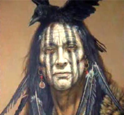 Trail of Tears. American Native Indians and the Wild Horses – A ...