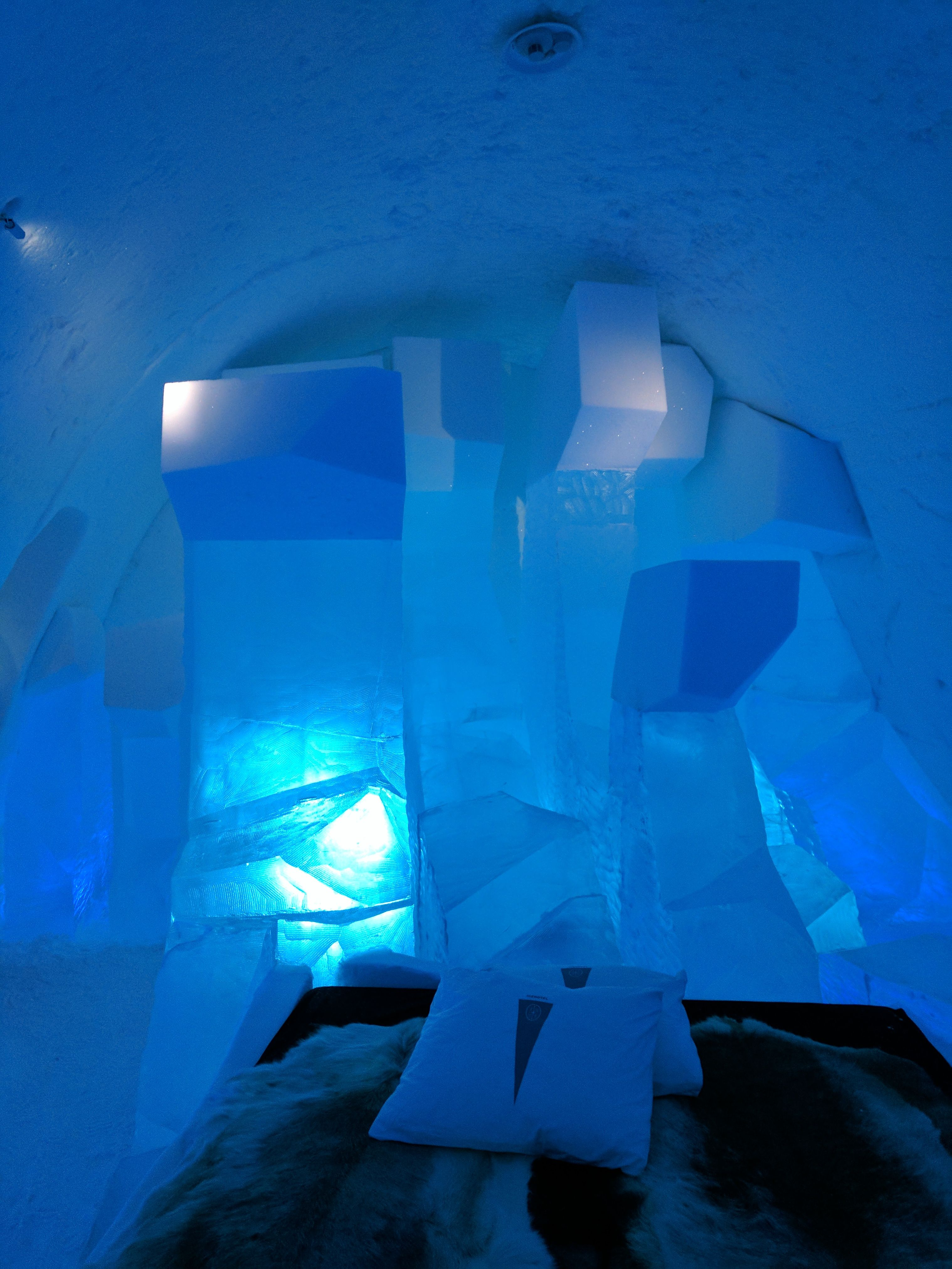 Pin von Kirsten Koehne auf ICE HOTEL Jukkasjärvi, Sweden | Pinterest