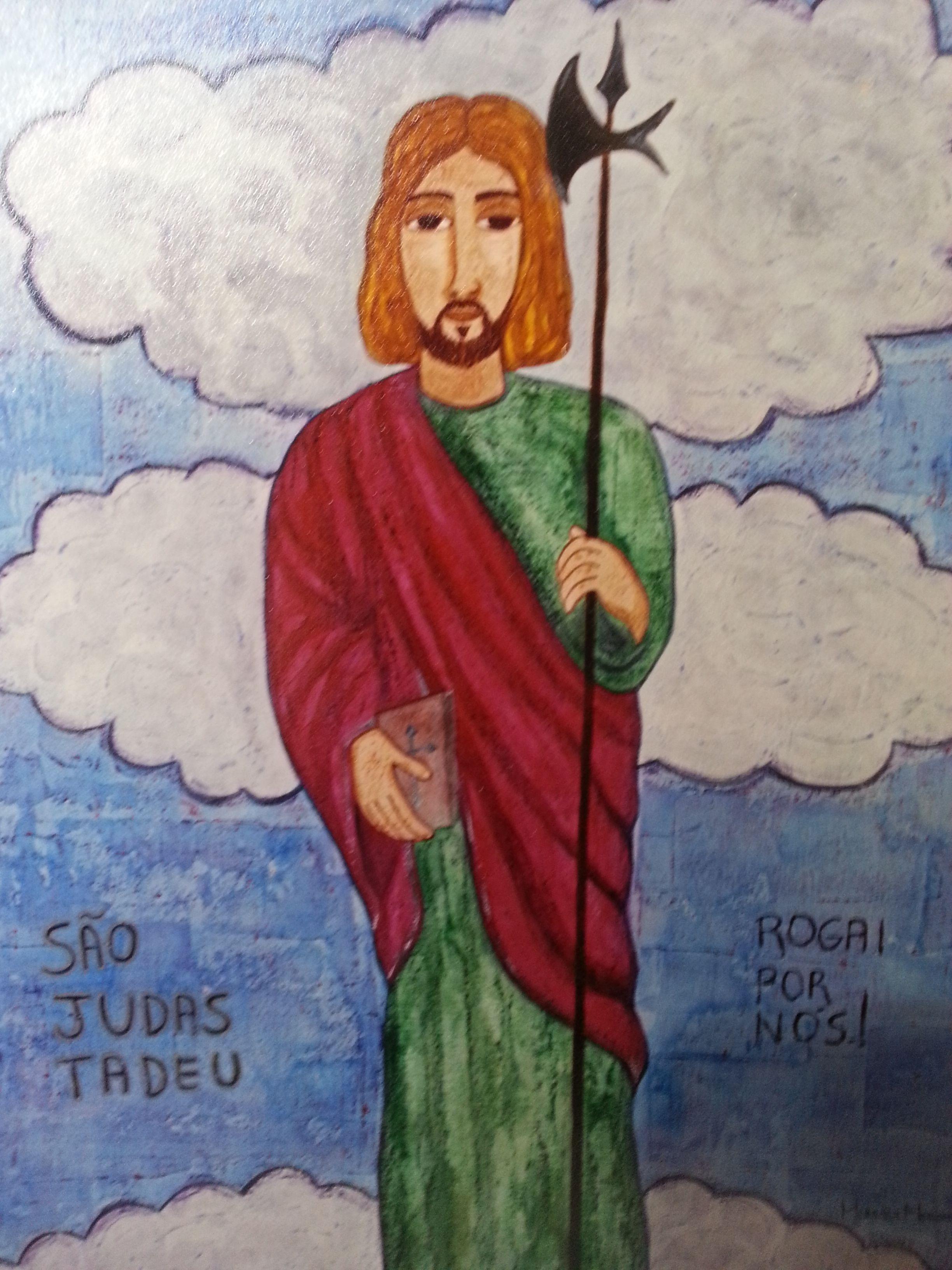 São Judas Tadeu | Santinhos