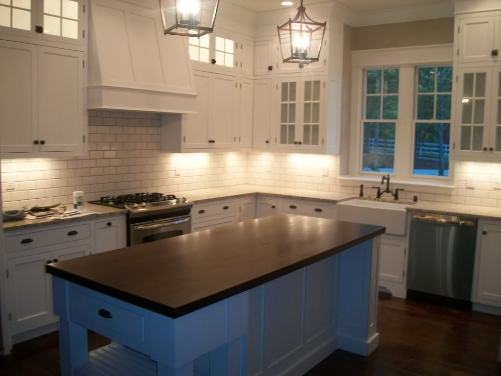 name of white subway tile and grout from lowes | kitchen | Pinterest ...