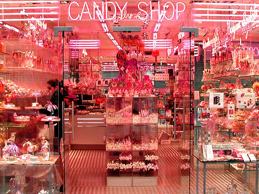Candy Wallpaper Candystore Hersenspinselsnl 2004 Right