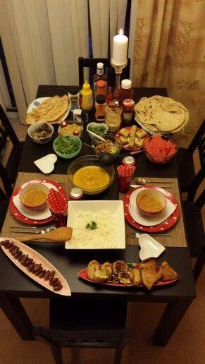 Ramadan Iftar Iftar Food Ramadan