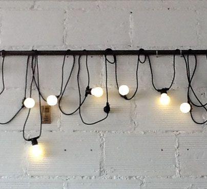 lichterkette gl hbirnen von walter vintage m bel accessoires home pinterest lichterkette. Black Bedroom Furniture Sets. Home Design Ideas
