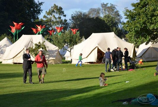 Hotel Bell Tent u2013 The perfect accompaniment to your Festival Wedding & Hotel Bell Tent u2013 The perfect accompaniment to your Festival ...