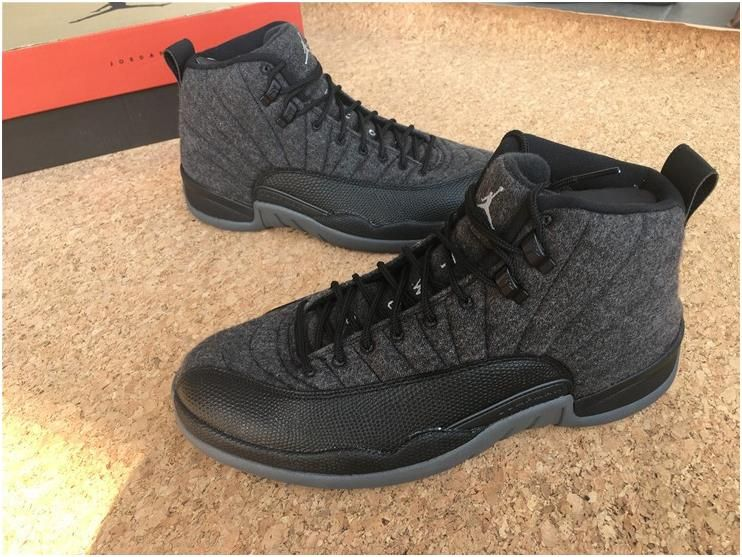 reputable site 1bb14 deca1 Authentic Air Jordan 12 Wool, cheap Air Jordan XII Retro, If you want to  look Authentic Air Jordan 12 Wool, you can view the Air Jordan XII Retro  categories ...