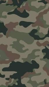 Look Militar Estampado De Camuflaje Camo Wallpaper Camouflage Wallpaper Army Wallpaper